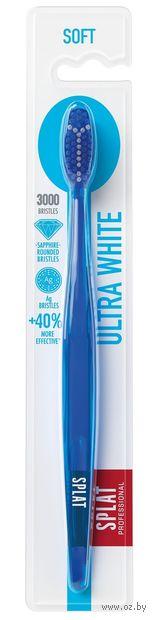 "Зубная щетка ""Ultra White"" (мягкая) — фото, картинка"