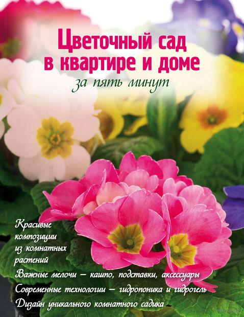 Цветочный сад в квартире и доме за пять минут. Наталья Власова