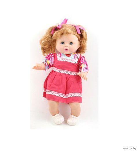 "Кукла ""Девочка с хвостиками"""