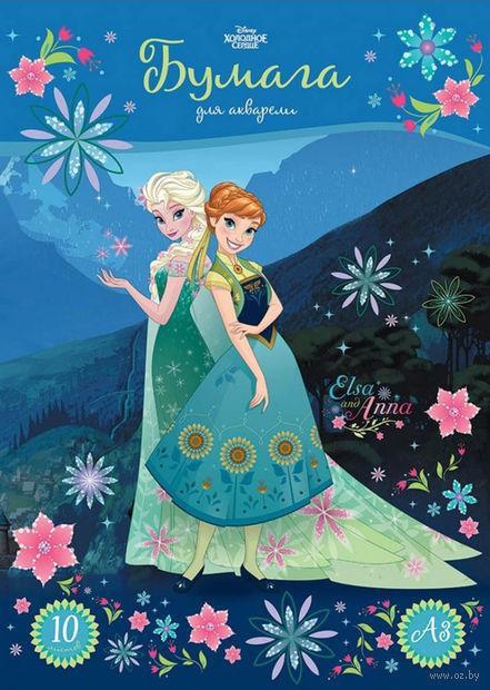 """Бумага для акварели """"Elsa"""" (А3; 10 листов) — фото, картинка"""