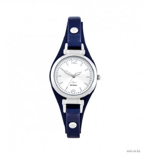 Часы наручные (синие; арт. 729107343) — фото, картинка