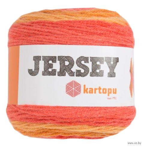 """Пряжа """"KARTOPU. Jersey №H1655"""" (200 г; 360 м; секционный) — фото, картинка"""