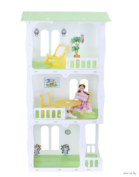 """Дом для кукол """"Жасмин"""" — фото, картинка"""