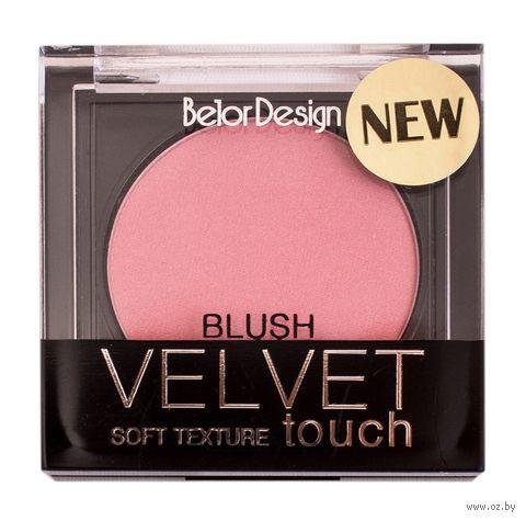"""Румяна """"Velvet Touch"""" тон: 104 — фото, картинка"""
