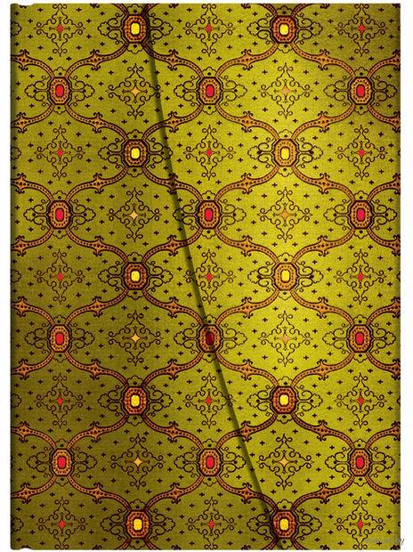"Записная книжка Paperblanks ""Зелень"" в линейку (формат: 130*180 мм, средний)"