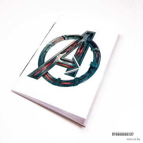 """Блокнот """"Мстители"""" (А7; арт. 137) — фото, картинка"""