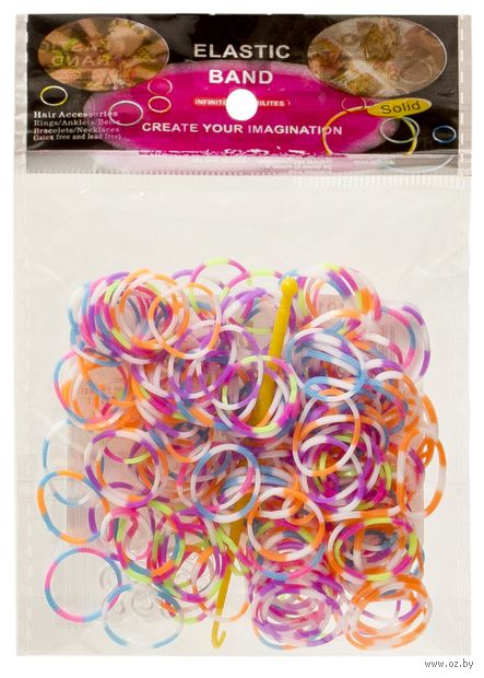 Набор для плетения из резиночек (арт. 101314) — фото, картинка