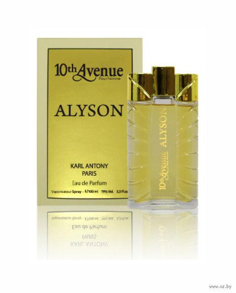 "Парфюмерная вода для женщин ""10th Avenue. Alyson"" (100 мл) — фото, картинка"