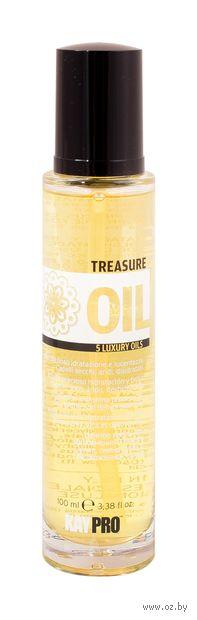 """Масло для волос """"Treasure Oil"""" (100 мл) — фото, картинка"""