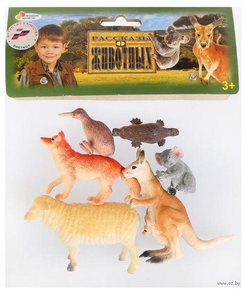 "Набор фигурок ""Животные Австралии"" (6 шт.) — фото, картинка"
