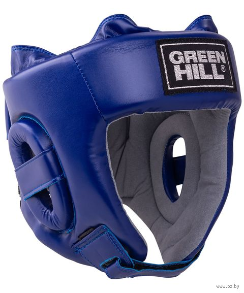 """Шлем открытый детский """"Training HGT-9411"""" (L; синий) — фото, картинка"""