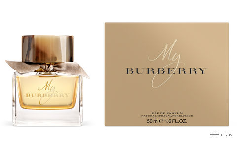 "Парфюмерная вода для женщин Burberry ""My Burberry"" (50 мл) — фото, картинка"