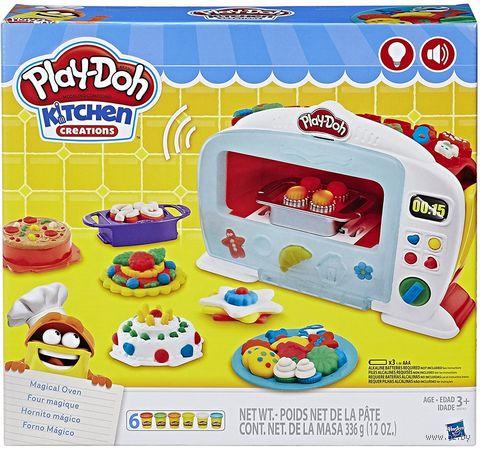"""Набор для лепки """"Play-Doh. Чудо-печь"""" — фото, картинка"""