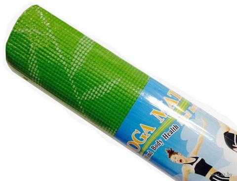 Коврик для йоги (173х61х0,4 см; арт. 601710) — фото, картинка
