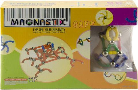 Магнитный конструктор (96 деталей) — фото, картинка