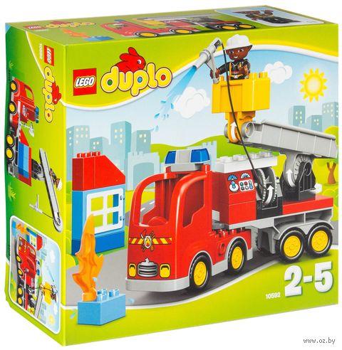 """LEGO Duplo """"Пожарный грузовик"""""""