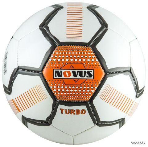 """Мяч футбольный Novus """"Turbo"""" №5 — фото, картинка"""