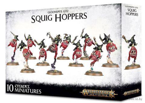 Warhammer Age of Sigmar. Gloomspite Gitz. Squig Hoppers (89-44) — фото, картинка