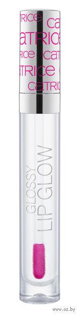 """Блеск для губ """"Glossy Lip Glow"""" (тон: 010)"""