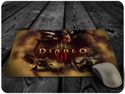 "Коврик для мыши ""Diablo"" (art.2)"