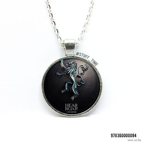 """Кулон """"Игра престолов"""" (094)"""