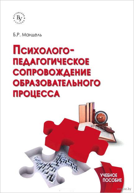Психолого-педагогическое сопровождение образовательного процесса. Борис Мандель