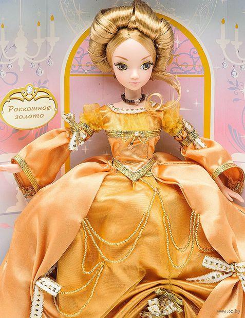 """Кукла """"Соня Роуз. Роскошное золото"""""""