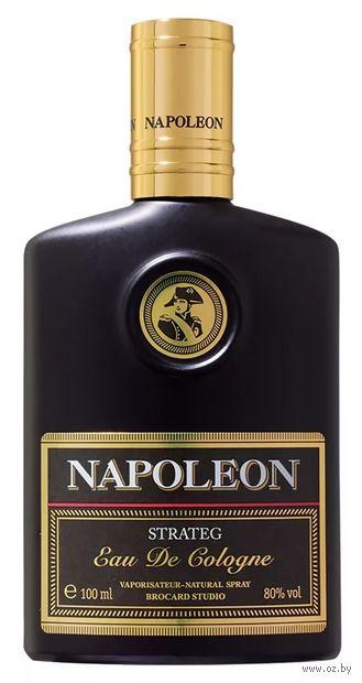 "Одеколон ""Наполеон. Стратег"" (100 мл) — фото, картинка"
