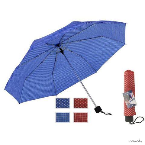 Зонт складной механический (53 см)