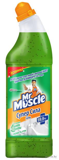 """Средство чистящее универсальное Mr. Muscle """"Свежесть утра"""" (1000 мл)"""