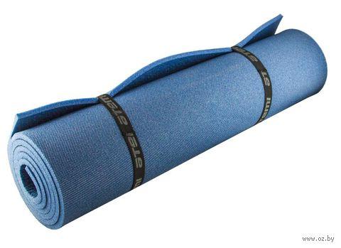 Коврик туристический (синий) — фото, картинка