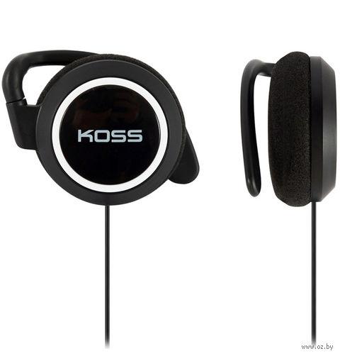 Наушники KOSS KSC-21 (черные) — фото, картинка