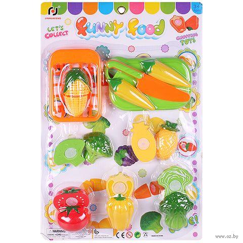 """Игровой набор """"Фрукты и овощи"""" (арт. DV-T-1049) — фото, картинка"""