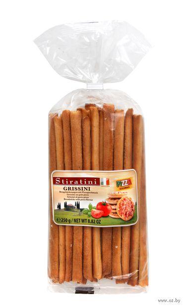 """Палочки хлебные """"Grissini. C томатами, орегано и оливковым маслом"""" (250 г) — фото, картинка"""