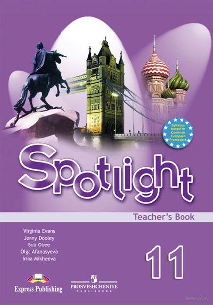 Английский язык. 11 класс. Книга для учителя — фото, картинка