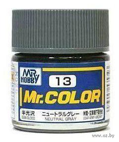 Краска Mr. Color (neutral gray, C13)