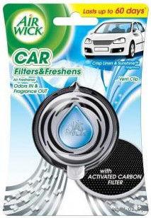 """Освежитель воздуха для автомобиля """"Car Freshener. Утренняя Прохлада"""" (3 мл)"""