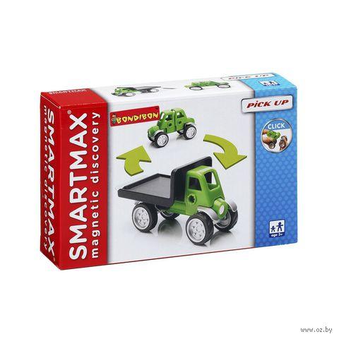"""Конструктор магнитный """"SmartMax. Пикап"""" (6 деталей) — фото, картинка"""