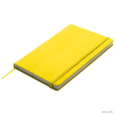 "Блокнот ""Kiel"" A5 (желтый)"