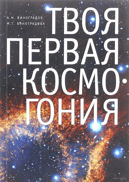 Твоя первая Космогония. Антон Виноградов