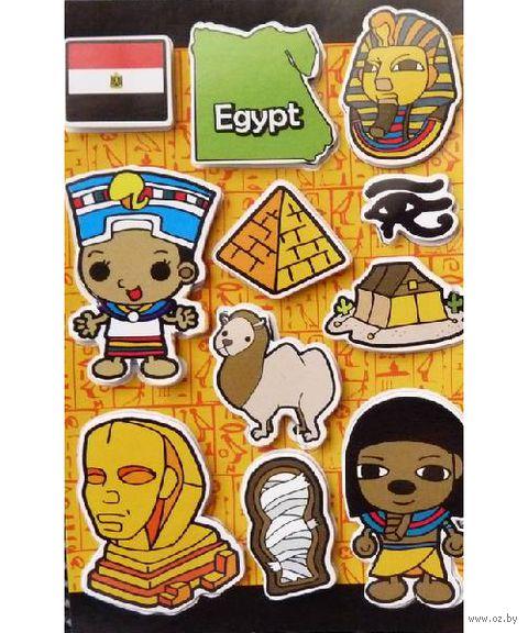 """Наклейки бумажные объемные """"Египет"""""""
