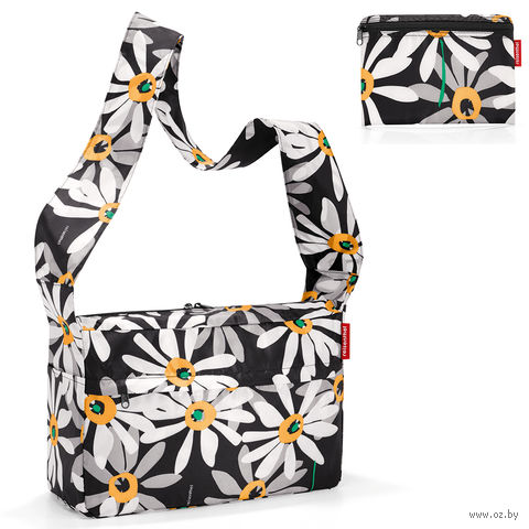 "Сумка складная ""Mini maxi citybag"" (margarite)"
