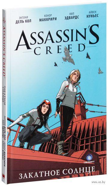 Assassin's Creed. Закатное солнце — фото, картинка