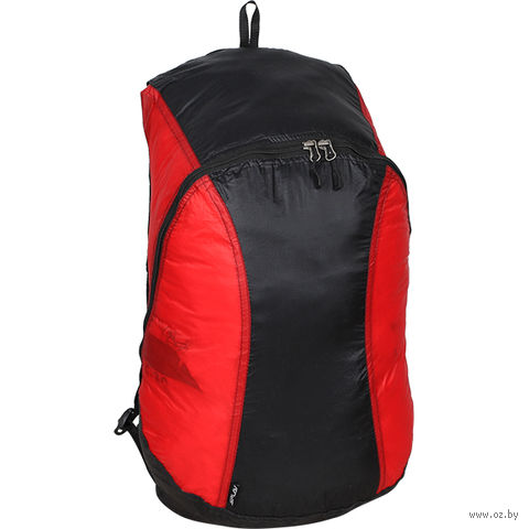 "Рюкзак ""Pocket Pack Si"" (18 л; чёрно-красный) — фото, картинка"