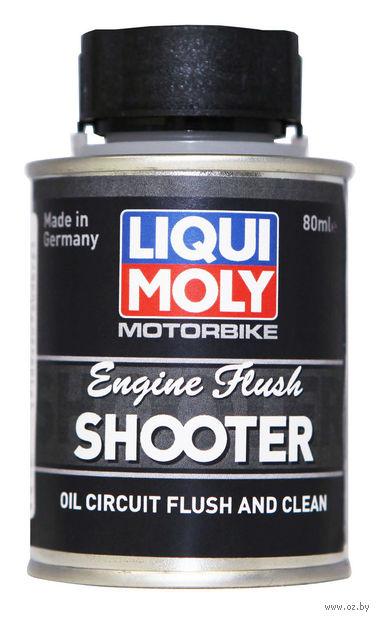 """Промывка масляной системы двигателя """"Motorbike Engine Flush Shooter"""" (0,08 л) — фото, картинка"""