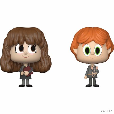"""Фигурка """"Harry Potter. Ron and Hermione"""" — фото, картинка"""