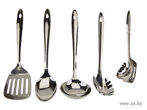 Набор кухонных принадлежностей металлических (4 предмета; арт. A32440370)