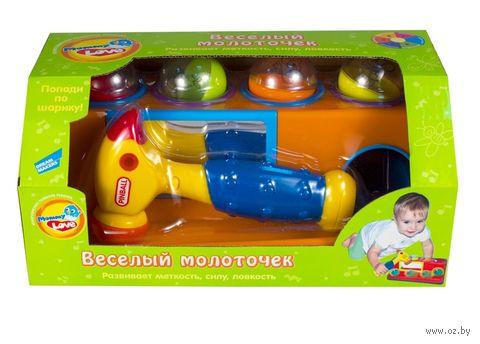"""Развивающая игрушка """"Веселый молоточек"""""""