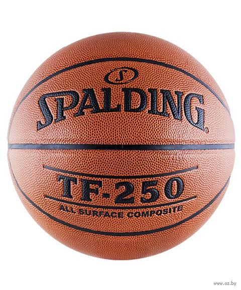 Мяч баскетбольный Spalding TF-250 №6 — фото, картинка