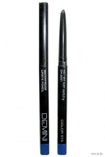 """Карандаш для глаз """"Waterproof Lip and Eye Pencil"""" водостойкий тон: 015 — фото, картинка"""